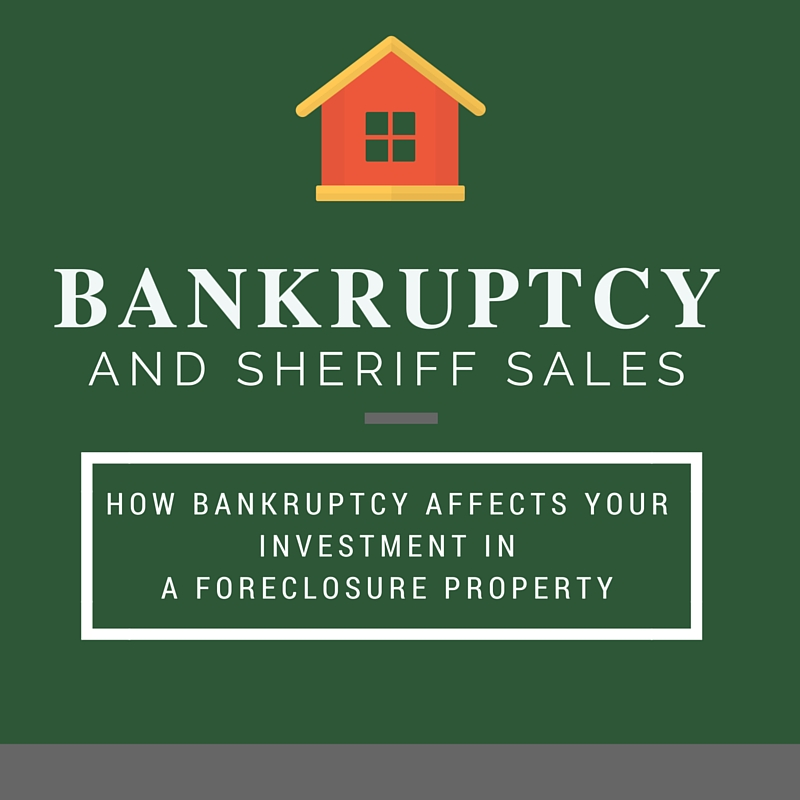 Bankruptcy and Sheriff Sales Blog Image